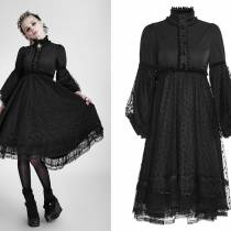 платье готик лолита
