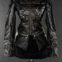 куртка в стиле дизельпанк