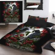 готическое постельное белье