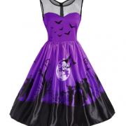 платье halloween