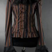 блузка стимпанк