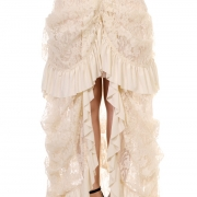 кружевная юбка стимпанк