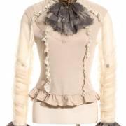 cтимпанк блузка