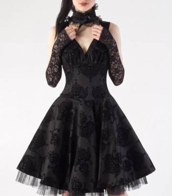 Магазин готическое платье