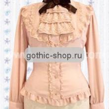 блузка лолита