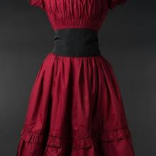 платье  в стиле готабилли
