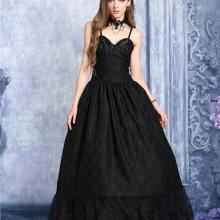 платье в стиле готика