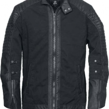 Мужская куртка в стиле Steampunk/Gothic
