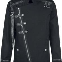 Мужская куртка в неформальном стиле