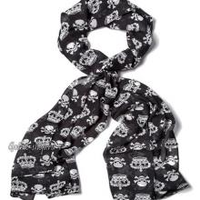 готический шарф