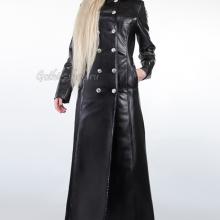 женское готическое пальто