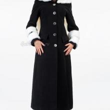 готическое пальто
