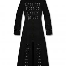 мужское пальто готика
