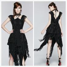 платье готическое