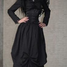 викторианский костюм