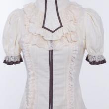 блузка в стиле стимпанк
