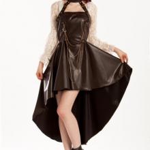 стимпанк платье