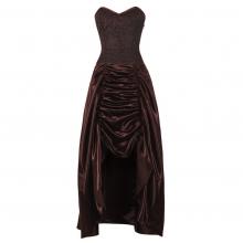 корсетное платье стимпанк