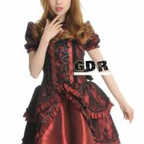 платье готика лолита