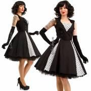 Платье ретро в стиле 50-х