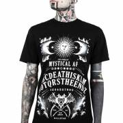 Готическая футболка