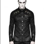 Мужская рубашка Steampunk