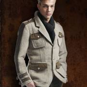 мужская милитари куртка купить