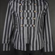 Готическая рубашка