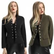 Пиджак женский в стиле Military