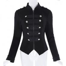 женский милитари пиджак