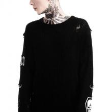 Готический свитер
