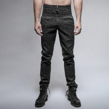 Мужские штаны в стиле Steampunk