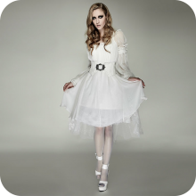 юбка свадебная