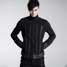мужская готическая куртка