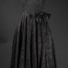 викторианская готика платье