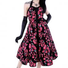 платье в стиле пин ап