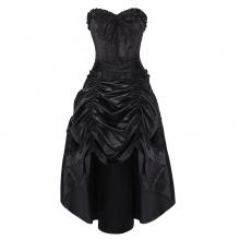 корсетное платье бурлеск