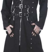 Мужское пальто в неформальном стиле