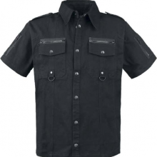 Рубашка для мужчин в стиле Милитари