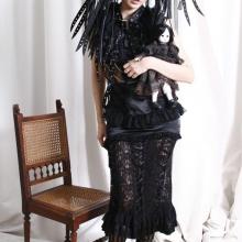 Юбка в стиле Gothic/Lolita