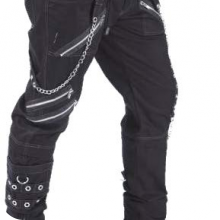 неформальные штаны