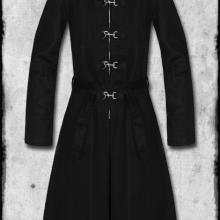 готическое пальто мужское