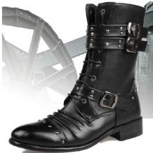 мужские готические ботинки