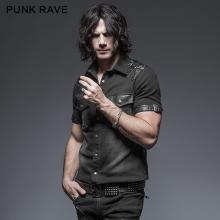 Рубашка мужская в стиле Steampunk