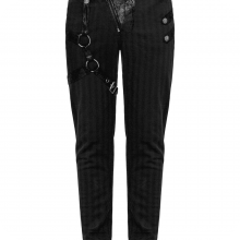 Мужские готические брюки
