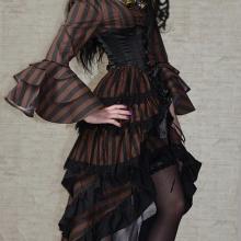 викторианская юбка
