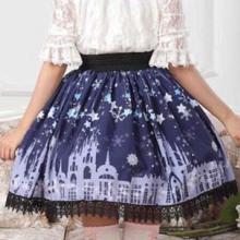 юбка в стиле sweet lolita