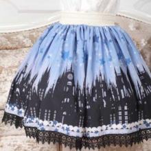 юбка в стиле лолита заказать