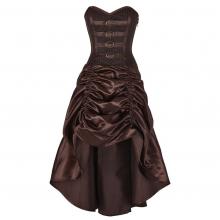 платье в стиле стимпанк