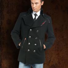купит милитари пальто мужское